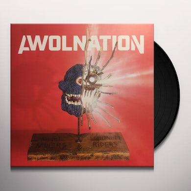Awolnation ANGEL MINERS & THE LIGHTNING RIDERS Vinyl Record