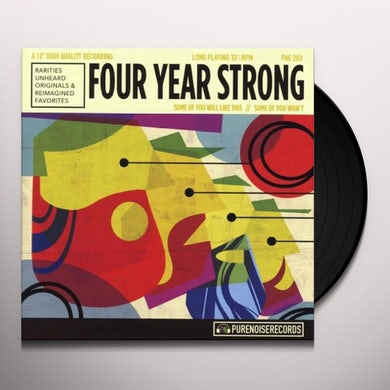 Some Of You Will Like This, Some Of You Won't Vinyl Record