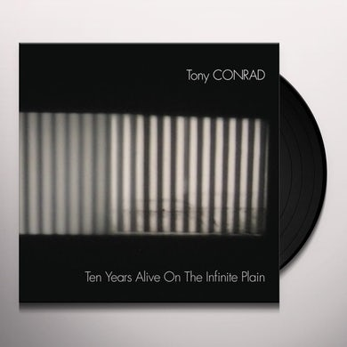 TEN YEARS ALIVE ON THE INFINITE PLAIN Vinyl Record