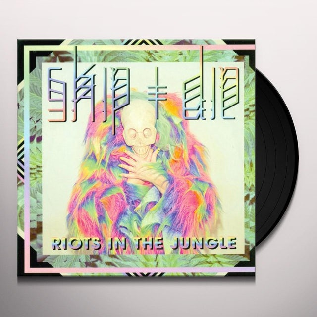 Skip&Die RIOTS IN THE JUNGLE (LIMITED EDITION) (FRA) (Vinyl)