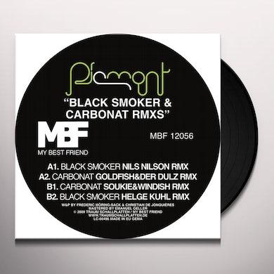 Piemont BLACK SMOKER & CARBONAT RMXS Vinyl Record