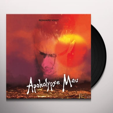 Reinhard Voigt APOKALYPSE MAU Vinyl Record