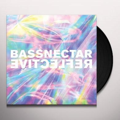 Bassnectar Reflective (Part 1 & 2) (2 LP) Vinyl Record