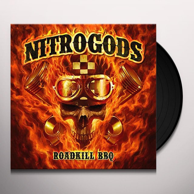 NITROGODS ROADKILL BBQ Vinyl Record