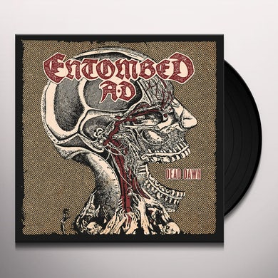 Entombed A.D. DEAD DAWN Vinyl Record