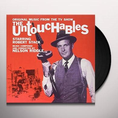 Nelson Riddle UNTOUCHABLES / Original Soundtrack Vinyl Record