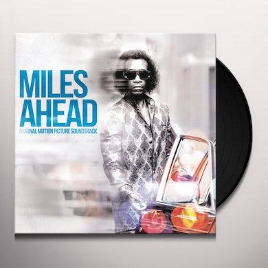 Miles Davis MILES AHEAD / Original Soundtrack Vinyl Record