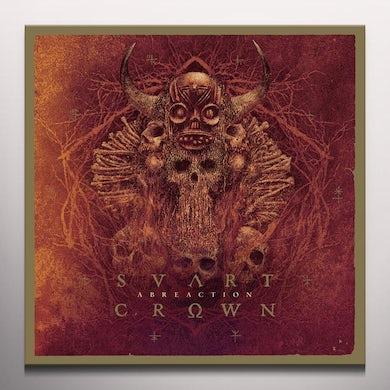 Svart Crown ABREACTION Vinyl Record - Gold Disc
