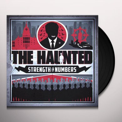 Haunted STRENGTH IN NUMBERS Vinyl Record