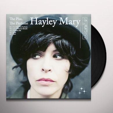 Hayley Mary PISS THE PERFUME Vinyl Record