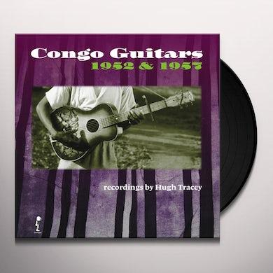 Hugh Tracey CONGO GUITARS 1952 & 1957 Vinyl Record