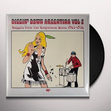 Diggin' Down Argentina Vinyl Record