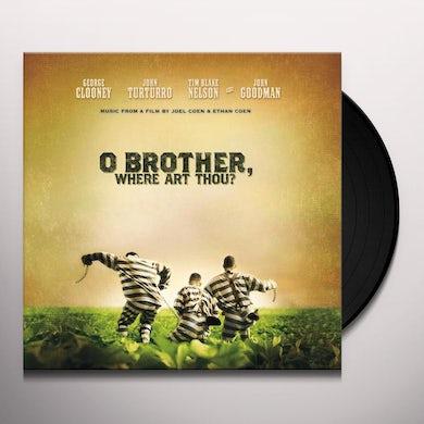O BROTHER WHERE ART THOU / Original Soundtrack Vinyl Record