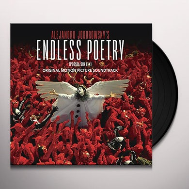Endless Poetry / O.S.T. ENDLESS POETRY / Original Soundtrack Vinyl Record