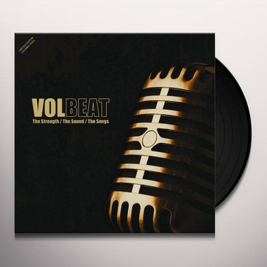 Volbeat STRENGTH THE SOUND THE SONGS Vinyl Record
