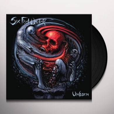 Six Feet Under UNBORN Vinyl Record
