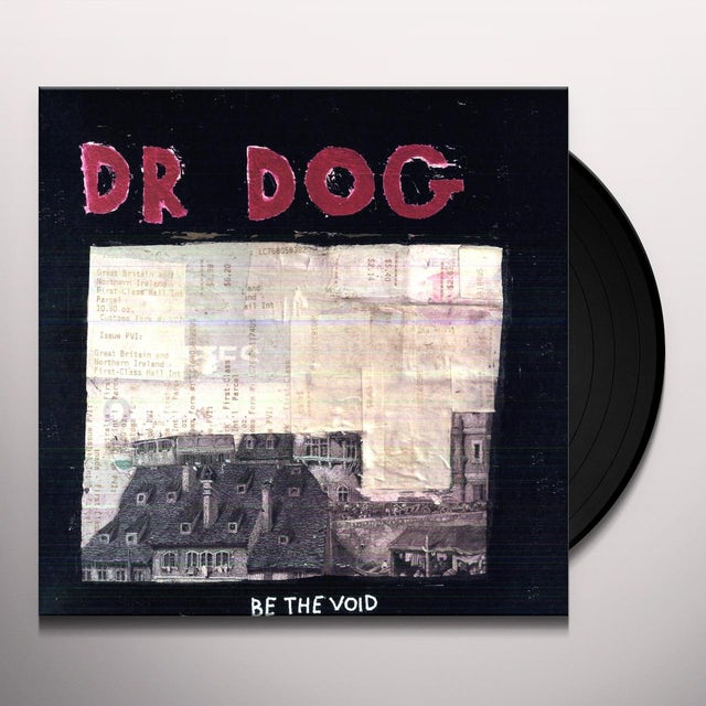 Dr. Dog BE THE VOID Vinyl Record