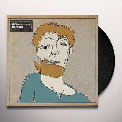 Glen Hansard SEASON ON THE LINE Vinyl Record