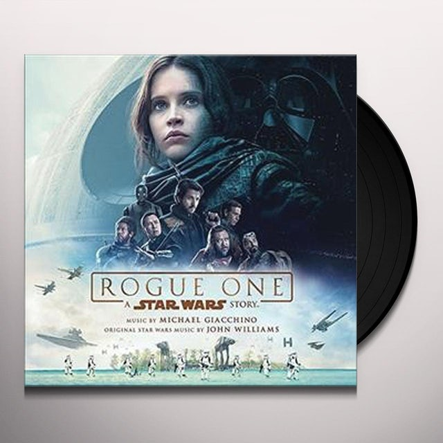 Michael Giacchino ROGUE ONE: A STAR WARS STORY / O.S.T. Vinyl Record