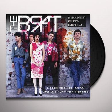 The Brat STRAIGHT OUTTA EAST LA Vinyl Record