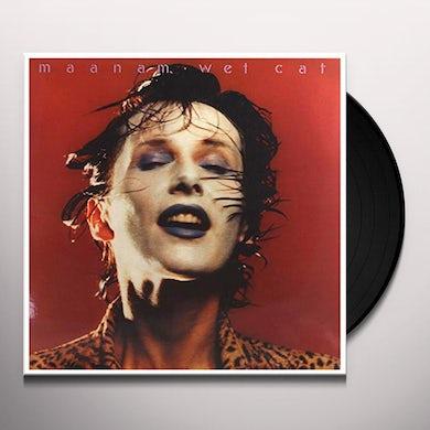 Maanam WET CAT Vinyl Record