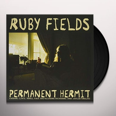 Ruby Fields PERMANENT HERMIT / YOUR DAD'S OPINION FOR DINNER Vinyl Record
