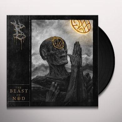 Katalepsy BEAST OF NOD Vinyl Record