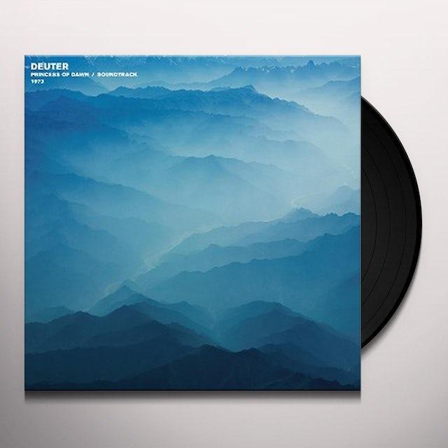 Deuter PRINCESS OF DAWN / O.S.T. Vinyl Record