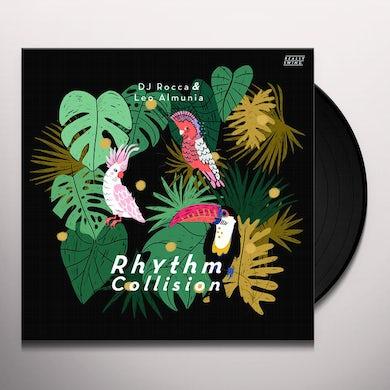 Dj Rocca / Leo Almunia RHYTHM COLLISION Vinyl Record