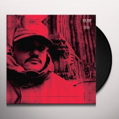 ICE ONE VOLUME PRIMO: ODIO PIENO & B-BOY INSTRUMENTALS Vinyl Record