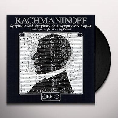 Bamberger Sym SYMPHONIE 3 Vinyl Record