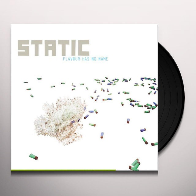 Static FLAVOUR HAS NO NAME Vinyl Record