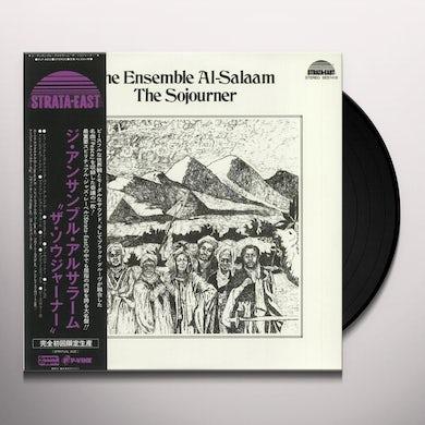Ensemble Al-Salaam SOJOURNER Vinyl Record