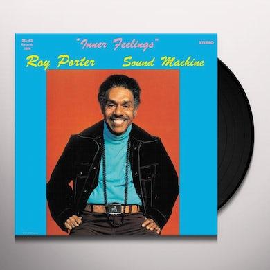 Roy Porter Sound Machine INNER FEELINGS Vinyl Record