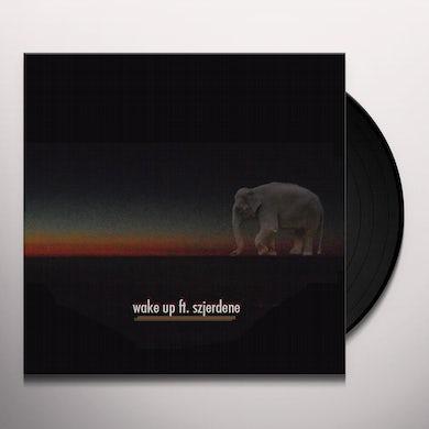 Slugabed WAKE UP Vinyl Record