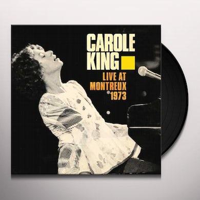 Carole King LIVE AT MONTREUX 1973 Vinyl Record