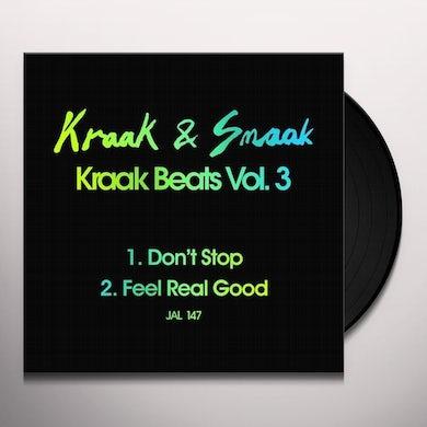 Kraak & Smaak KRAAK BEATS Vinyl Record - UK Release