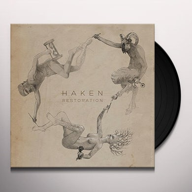 Haken RESTORATION Vinyl Record