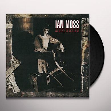 Ian Moss MATCHBOOK Vinyl Record