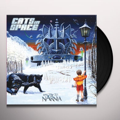 CATS IN SPACE DAY TRIP TO NARNIA Vinyl Record