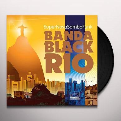 SUPER NOVA SAMBA FUNK Vinyl Record
