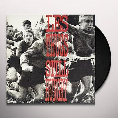 Les Thugs STILL ANGRY STILL HYNGRY Vinyl Record