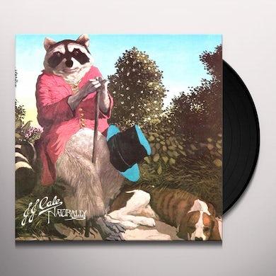J.J. Cale NATURALLY Vinyl Record