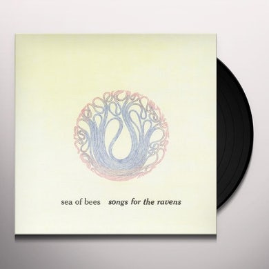Sea Of Bees SONGS FOR THE RAVENS Vinyl Record