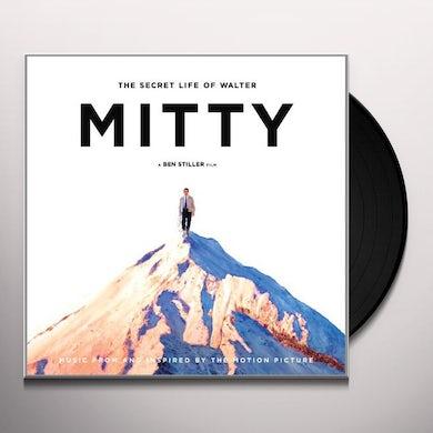 Secret Life Of Walter Mitty Vinyl Record