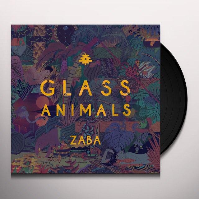 Glass Animals ZABA Vinyl Record