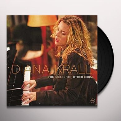 Diana Krall GIRL IN THE OTHER ROOM Vinyl Record