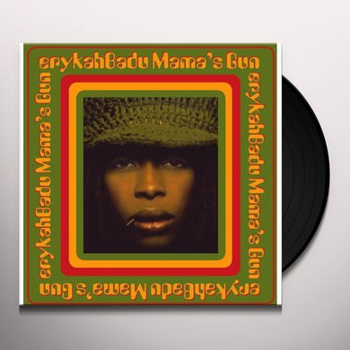 Erykah Badu Mama's Gun (2 LP) Vinyl Record