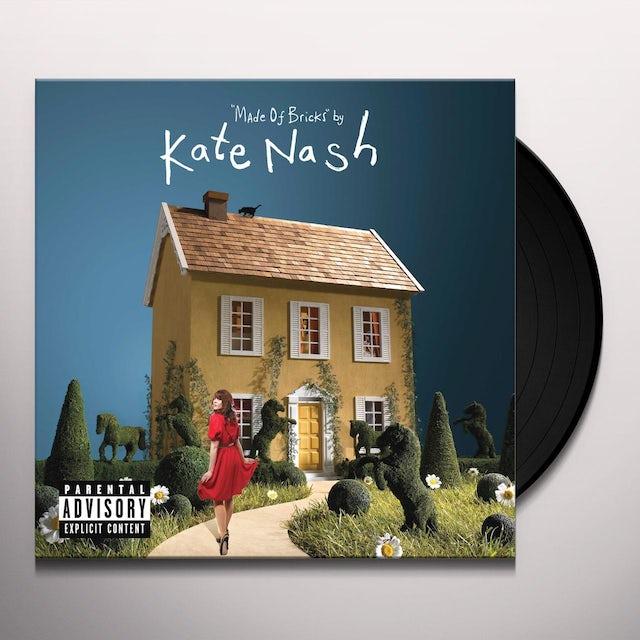 Kate Nash MADE OF BRICKS Vinyl Record