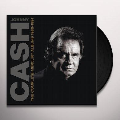Johnny Cash The Complete Mercury Albums (1986-1991) (7-LP Box Set) Vinyl Record
